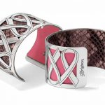 A photo of the Power of Pink Christo Cuff